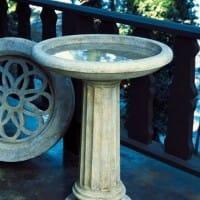 Henley Garden Birdbath