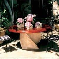 Twist Table Base