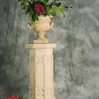 Neo-Gothic Pedestal