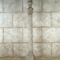 Columnar Post w/ Acorn Finial