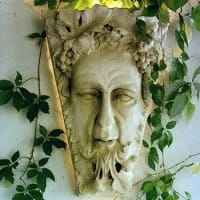Bacchus Wall Sconce or Bracket