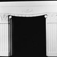 Neoclassic Mantel