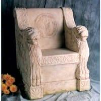 Istrian Stone Chair