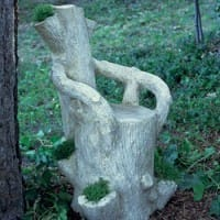 Wood Haven Garden Chair